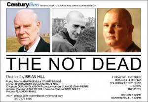 The Not Dead - 5-10-07